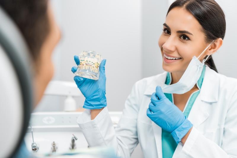 pierwsza wizyta u ortodonty ortodonta warszawa klinika impladent